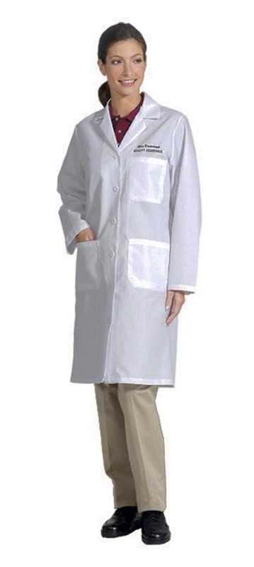 477 Ladies 39.5″ Traditional Length Lab Coat