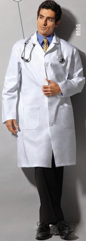 486 Ladies 39.5″ Traditional Length Lab Coat