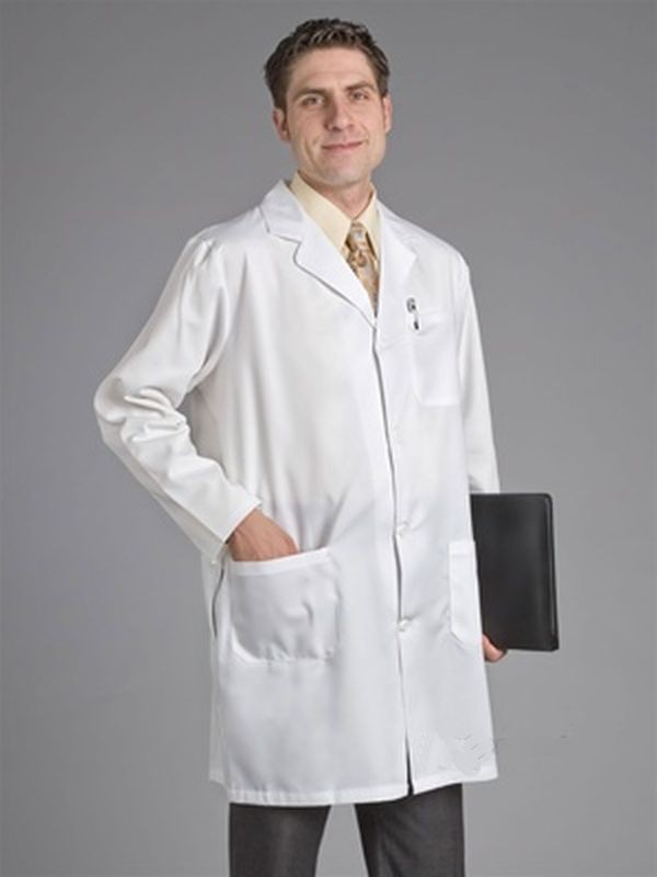 499 Men's 39″ Staff Lab Coat