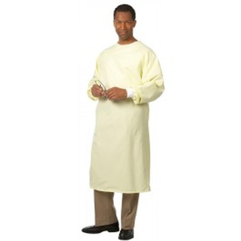 530 Fashion Seal All-Barrier PFAS-Free Precaution Yellow Gowns