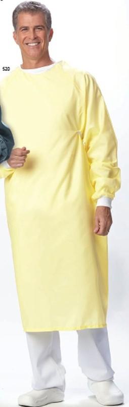 532 Unisex Yellow PFAS-Free All FShield Precaut Gown
