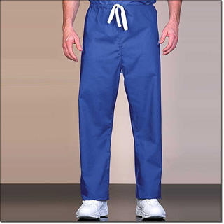 7876 Blueberry Reversible Unisex Drawcord Scrub Pant – Fashion Blend