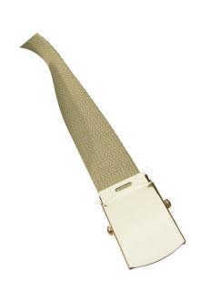 25262 Tan Unisex Web Belt