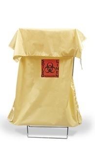 54628 30X40 F/Shield D/C Straight Bottom Flap Bag