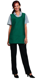 64195 Unisex Dark Teal Cobbler/Pockets