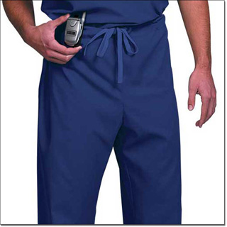 78851 Unisex FP Cobalt Fashion Scrub Pants
