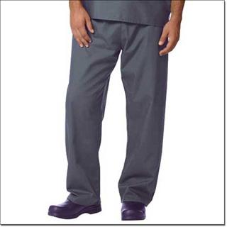 78877 Unisex Pewter FP Fashion Scrub Pant