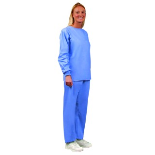 6738 Ciel Unisex No Pocket Long Sleeve Scrub Shirt – Fashion Poplin