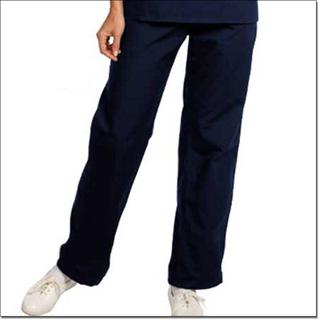 7715 Navy Unisex FP Reversible DCord Scrub Pants