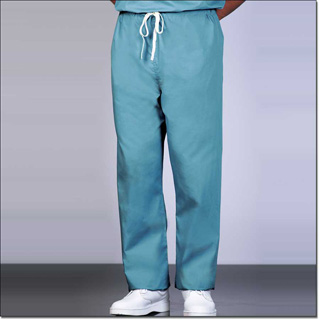 7870 Teal Reversible Unisex Drawcord Scrub Pant – Fashion Blend