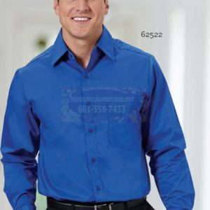 Men's & Women's Long Sleeve New Stretch Poplin Shirts