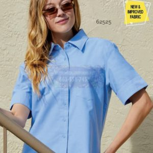 Men's & Women's Short Sleeve New Oxford Shirts