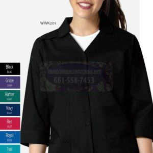 WWK201 Women's Smock 65% Polyester / 35% Cotton