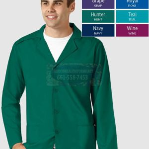 WWK803 Men's Blazer 65% Polyester / 35% Cotton